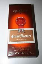 Goldkenn GRAND MARNIER Swiss Liqueur Chocolate 100g Bar