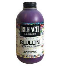Bleach London Blullini Super Cool Colour Semi-Permanent Hair Cream 150ml Dye NEW