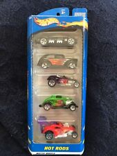 Hot Wheels Five Pack Hot Rods
