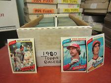 1995 Topps Baseball pick 35 card lot finnish your set ex-nm