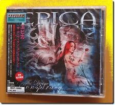 Epica , The Divine Conspiracy   (CD_Japan_Fascetta OBI)