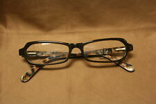 Vintage Style Eyeglasses SIlky Brown Retro SE-158