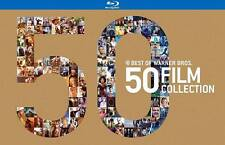 Best Of Warner Bros. 50 Film Collection Blu-ray +bonus Ultraviolet (please read)