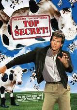 Top Secret (DVD, 2013)