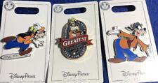 Disney Parks Goofy 3 Pins