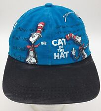Cat in the Hat Universal Studios Island of Adventure Kids Snapback Hat USA Made