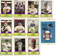 1990 ProCards Future Stars AAA Minor League Baseball Opened Wax Pack (10 Cards)