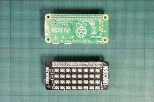 Raspberry PI Zero W - Mood Light - Project Kit - Pimoroni
