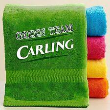 Personalized Bath/Beach Carling Party Bath Towel w/FREE Custom Embroidery