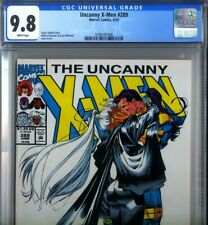 PRIMO:  Uncanny X-MEN #289 Storm KISS NM/MT 9.8 HIGHEST CGC census Marvel comics