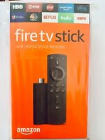 New Amazon Fire TV Stick with Alexa Voice Remote Streaming 2nd Generation