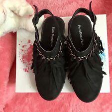 Pierre Dumas Girls' Sandals Sz 12
