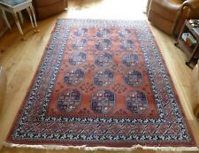 Large John Lewis Rug Carpet 100% Wool 240 x 170 Shah Abbas Design