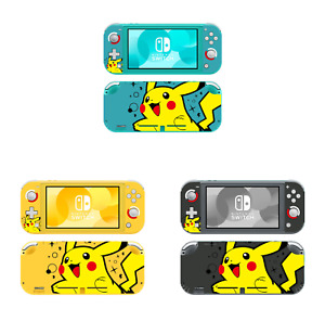 Ci-Yu-Online Pokemon Pikachu Vinyl Skin Screen Protector Nintendo Switch Lite