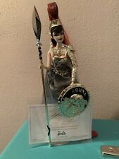 Barbie Doll Athena With COA No Box