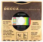 Beatles 45 - Tony Sheridan & The Beat Brothers - My Bonnie - Decca - VG+ rare!