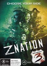 Z Nation : Season 3 (DVD, 2017, 4-Disc Set) New & Sealed