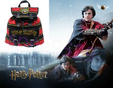 1x New Harry Potter book bag Harry Potter hogwarts school wizard backpack Unisex