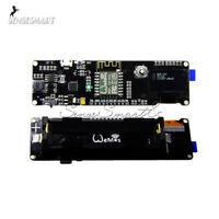 ESP8266 ESP-12F WIFI Development Board 0.96''OLED CP2102+Micro USB 18650 Battery