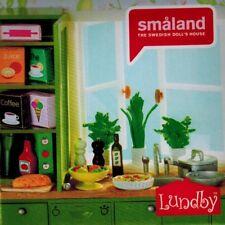 Lundby 60.5089 - - Puppenhaus Smaland Lebensmittel & Töpfe Set - - 1:18