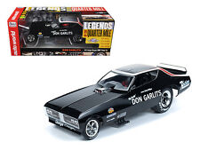 1971 Dodge Charger Don Garlits NHRA Funny Car 1:18 Diecast Model - AW1107