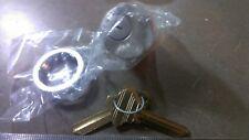 Falcon Mortise Threaded Lock Cylinder Stainless Locksmith Locksport New