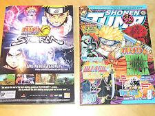 Shonen Jump Naruto Comic Books