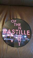 "Bastille - 'Of The Night' 10"" VINYL Single b/w 'Oblivion'. New"