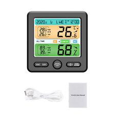 Digital Digital display Desktop Thermometer Ighprecision Alarm Clock thermometer