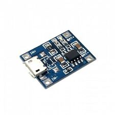 Micro USB 5v 1A Lithium Battery Charging Module Lipo Charge Arduino TP4056  B201