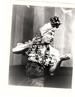 CC8 Milton Berle in drag 8 x 10 glossy photograph