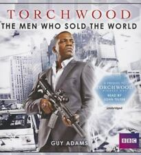 Torchwood: the Men Who Sold the World : A Prequel - Guy Adams (CD, 2013)