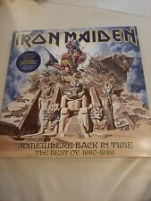Iron Maiden Do Picture Vinyl Somewhere Back In Time