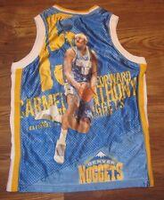 RARE NBA Denver Nuggets Carmelo Anthony Boys Jersey, Picture, Size S (8), EUC