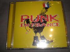 cd  punk en france neuf sous blister