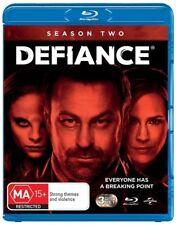 Defiance Series : Season 2 (Blu-ray, 3-Disc Set) NEW