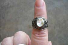 vintage 1980 Turtle Creek Area Senior High School class ring 6 sterling