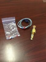 JOHNSON CONTROLS P400AD-1C LUBE OIL PRESSURE SENSOR WITH CABLE