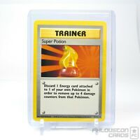 NM Super Potion 90/102 Base Set Pokemon Trainer Card