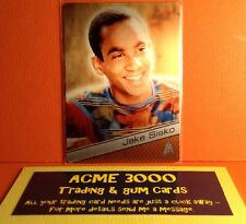 Rittenhouse - Star Trek 50th Anniversary METAL CARD Cirroc Lofton JAKE SISCO M26