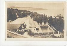 Casino & Swimming Pool Manoir Richelieu Murray Bay Canada RPPC Postcard US013