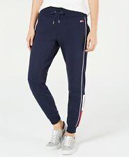 Nueva camiseta para mujer Tommy Hilfiger Damas Chándal Pantalones Deportivos Pantalón Deportivo Atlético Yoga Gimnasio