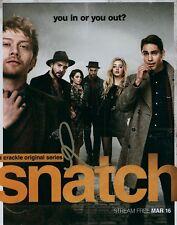 Rupert Grint Snatch Hand Signed 8x10 Autographed Photo COA Proof 1