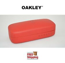 OAKLEY® SUNGLASSES EYEGLASSES SQUARE O HARD CASE FERRARI SPECIAL EDITION RED NEW