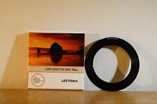 Lee Filters 72mm Adapter Ring