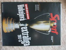 Guide HOCKEY EXTRALIGA Czech Republic season 2012/2013 magazine