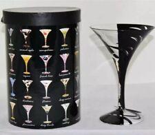 Lolita Hand Painted Martini Glass SAKE-TINI Saketini New in Box