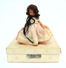 "Nancy Ann Storybook Dolls ~ American Girl Series ""Quaker Maid"" #55 Bisque"