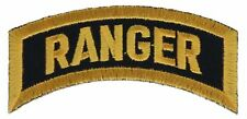 Army Ranger Forest Park 3 inch Embroidered Hat Shoulder Patch F2D12O