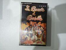 Cassette / K7 10 titres La Bande à Basile: la chenille, chantez français, dansez